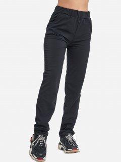 Спортивные брюки ISSA PLUS 10334 S Черные (issa2000225896271)