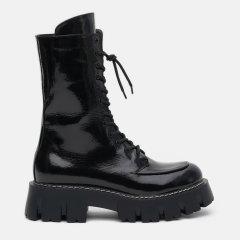 Ботинки Palmyra Ж-505-21021-21021чнап 36 23 см Черные