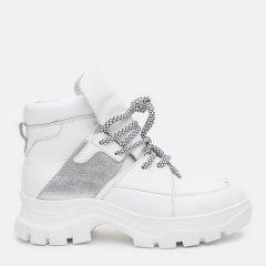 Ботинки Palmyra Ж-531-002-5214бк 36 23 см Белые