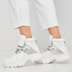Ботинки Palmyra Ж-531-002-5214бк 39 25 см Белые
