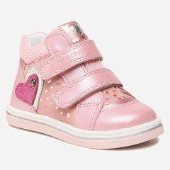 Ботинки демисезонные Lasocki Kids CI12-JULET-02 23 Розовые (5903698824871)