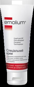 Крем для тела Эмолиум Специальный 75 мл (3582910070566)