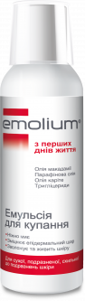 Эмульсия Эмолиум для купания 200 мл (3582910070498)