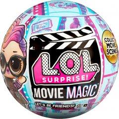 Игровой набор с куклой L.O.L. Surprise! серии Movie Magic - Киногерои (576471)