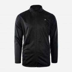 Спортивная кофта Martes Essentials Raylon-Black XXL Черная (5902786258222)