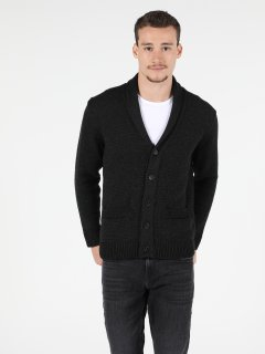 Кардиган Colin's CL1050102ANM XL Anthra Melange