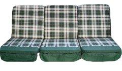 Комплект подушек для садовой качели GreenGard (П-002)