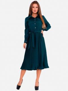 Платье ISSA PLUS 11069 S Зеленое (issa2000148919996)