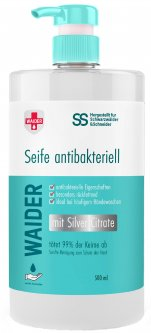 Антибактериальное мыло Waider 500 мл (4823098412113)