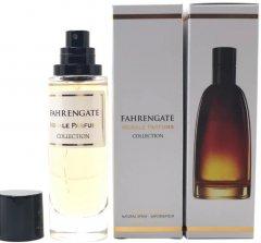 Парфюмированная вода для мужчин Мораль Парфюм Fahrengate версия Dior Fahrenheit 30 мл (3710754983197)