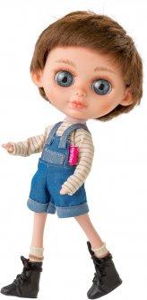 Кукла Биггерс Berjuan Эндо Гримальди 32 см (BR24001)