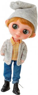 Кукла Биггерс Berjuan Тревор Флинн 32 см (BR24005)