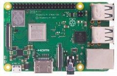 Миникомпьютер Raspberry PI 3 Model B+ 1GB
