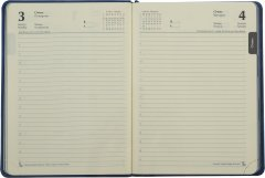 Ежедневник датированный Buromax Cherie A5 на 336 страниц Черный (BM.2182-01)