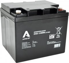 Аккумуляторная батарея AZBIST Super GEL 12V 40.0Ah (ASGEL-12400M6)