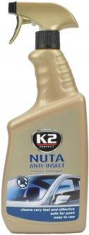 Очиститель стекла K2 Nuta Anti-Insect K117M1 с антимошкой 770 мл (K20354)