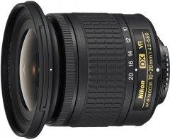 Nikon AF-P DX Nikkor 10-20mm f/4.5-5.6G VR (JAA832DA) Официальная гарантия!