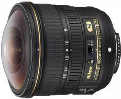 Nikon AF-S Fisheye Nikkor 8-15mm f/3.5-4.5E ED (JAA831DA) Официальная гарантия!