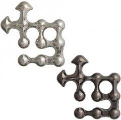 Головоломка из металла Huzzle Точки (515016) (5407005150160)