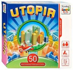 Логическая игра Eureka 3D Puzzle Утопия (473544) (5425004735447)