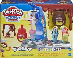 Игровой набор Hasbro Play-Doh Мороженое с глазурью (E6688)