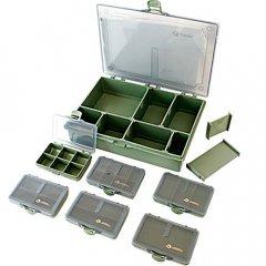 Коробка для карповой рыбалки Acropolis КБ-2