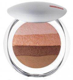 Пудра-румяна Pupa Luminys Baked All Over Illuminating Blush-Powder №02 Stripes Natural 9 г (8011607099139)