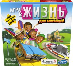 Настольная игра Hasbro Игра в жизнь Джуниор (E6678)