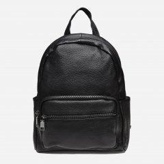 Женский кожаный рюкзак Laras K1010086 Черный (ROZ6206113731)