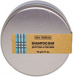 Твердый шампунь Stara Mydlarnia Scottish для мужчин 70 г (5901638421838)