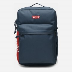 Рюкзак Levi's Updated levi's l pack standard issue - red tab sid 232503-208-17 Navy Blue (7613417535046)