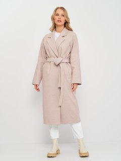 Пальто Riccardo CW01 Pudra 48-50 Пудра (ROZ6400034832)