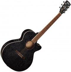 Гитара электроакустическая Cort SFX-AB Open Pore Black (SFX-AB OPBK)