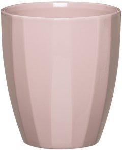 """Кашпо для цветов Scheurich Elegance 14"""" керамика Нежно-розовый (4002477623153)"""