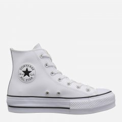 Кеды Converse Chuck Taylor All Star Lift 561676C 38 (7) 24 см Optical White (888755795859)