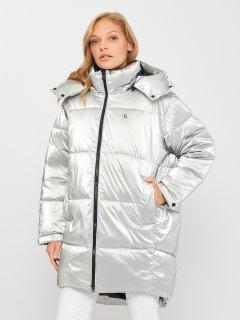 Пуховик Calvin Klein Jeans Cocoon Oversized Silver Jacket J20J216872-0IM M Silver (8719854553915)