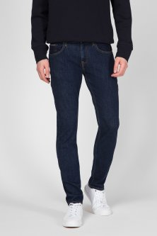 Чоловічі темно-сині джинси STRAIGHT DENTON Tommy Hilfiger 36-34 MW0MW12535