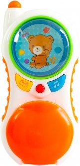Игрушка музыкальная для детей Baby Team Телефон (8621)