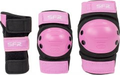Комплект защиты SFR Ramp Jr Black-pink M (AC600-BP-M)
