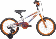 "Велосипед Apollo 16"" Neo boys Brushed Alloy Orange / Navy Blue Fade (SKD-42-31)"