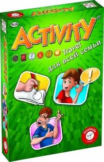 Настольная игра Piatnik Activity Семейная дорожная версия (PT-793295)