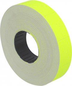 Этикет-лента Economix 16 x 23 мм 700 шт/уп 10 рул. Желтая (E21302-05)