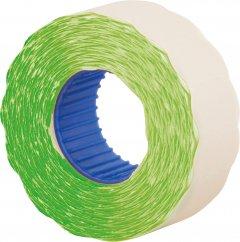 Этикет-лента Economix 22 x 12 мм 1000 шт/уп 10 рул. Зеленая (E21303-04)