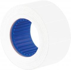 Этикет-лента Economix 26 x 16 мм 500 шт/уп 10 рул. Белая (E21305-14)