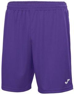 Шорты футбольные Joma Nobel 2XS Фиолетовые (100053.550_2XS)