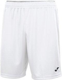 Футбольные шорты Joma Nobel XS Белые (100053.200_XS)