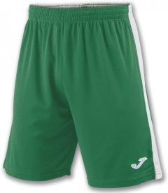 Футбольные шорты Joma Tokio II M Зелено-белые (100684.452_M)