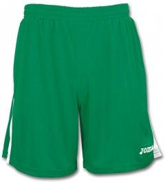 Футбольные шорты Joma Tokio 10 Зелено-белые (1146.452_10)