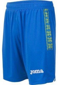 Футбольные шорты Joma Ukraine XS Синие (FFU105012C17_XS)