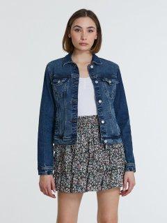Джинсовая куртка Piazza Italia 43242-649 S Denim (2043242001037)